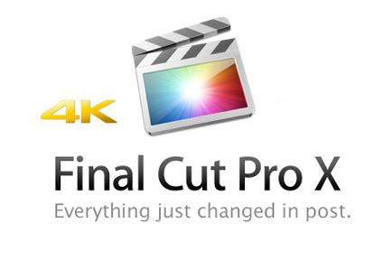 4K in Final Cut Pro X Workflow