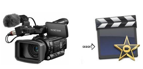 Best Way to Edit Sony XDCAM Camera Files in iMovie