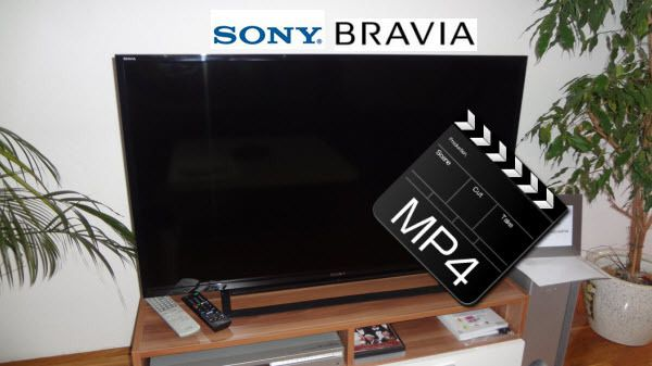 Playing MP4 on Sony Bravia TV from USB Device