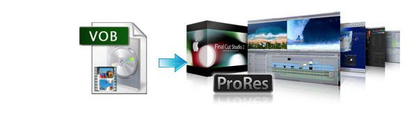 How to Edit VOB Files in Final Cut Pro X Flawlessly