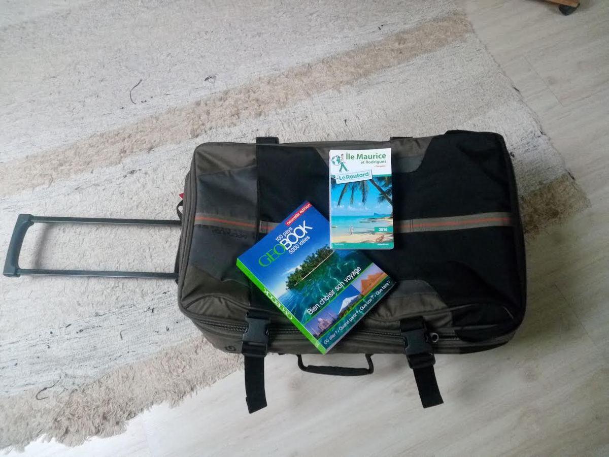 Je pars, je mets quoi dans ma valise ?