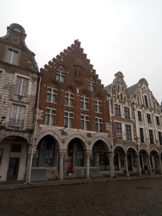 L'hôtel des trois Luppars (dont je vous parle dans le premier article)