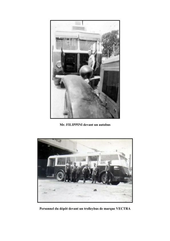 Les Transports Urbains.