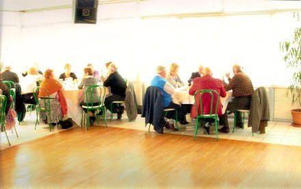 Novembre 2008 : Repas des Hussein-Déens de l'Ile de France.