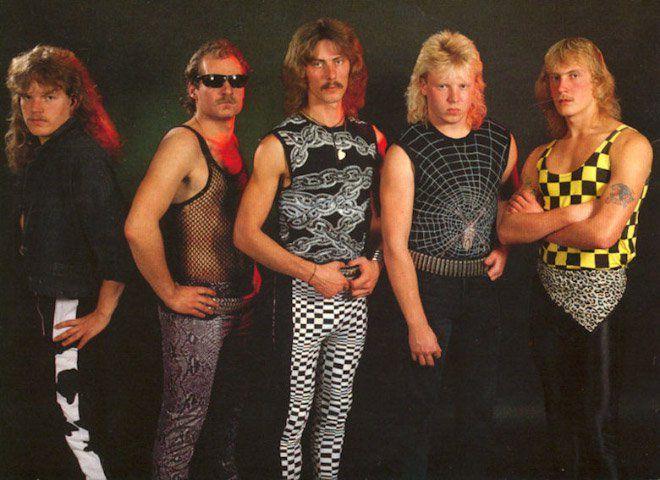Las peores fotos de bandas de música y portadas de discos vistas jamás