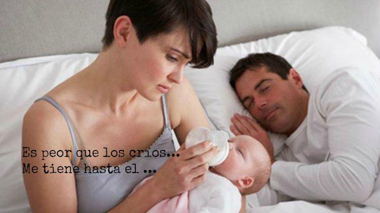 Según un estudio un marido crea 10 veces más estrés que los hijos