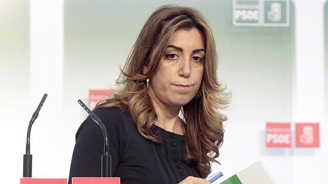 Operación: Ni Sú ni Sá. Susana Díaz en el punto de mira