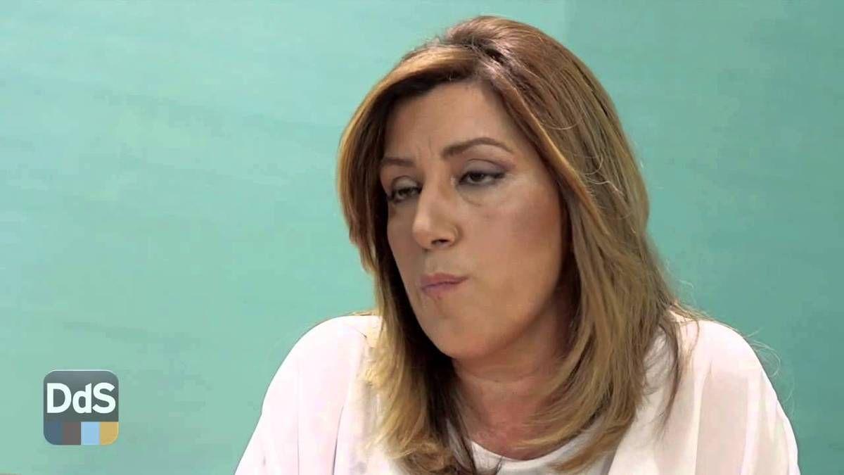 Susana Díaz perderá en Andalucía según un sondeo realizado por el PP