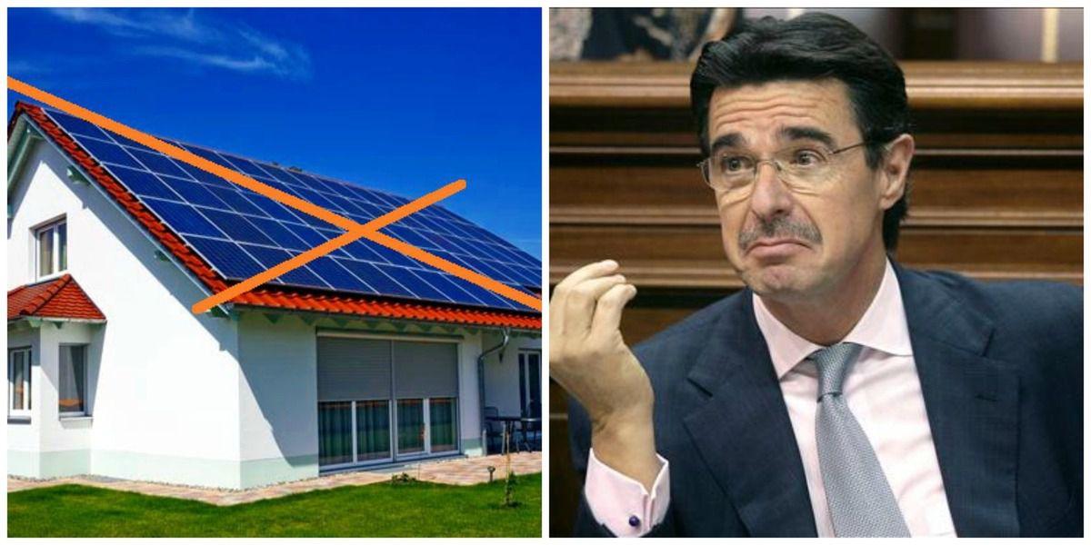 El exministro Soria ha dejado una herencia impagable a España.