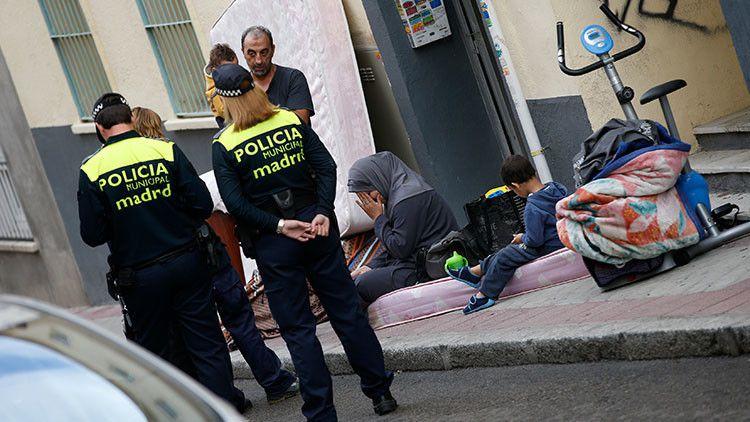 La ONU dictamina que España violó los derechos de una familia desahuciada que acabó durmiendo en un coche
