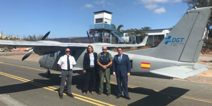 Tráfico ya prepara avionetas y drones para vigilar el tráfico