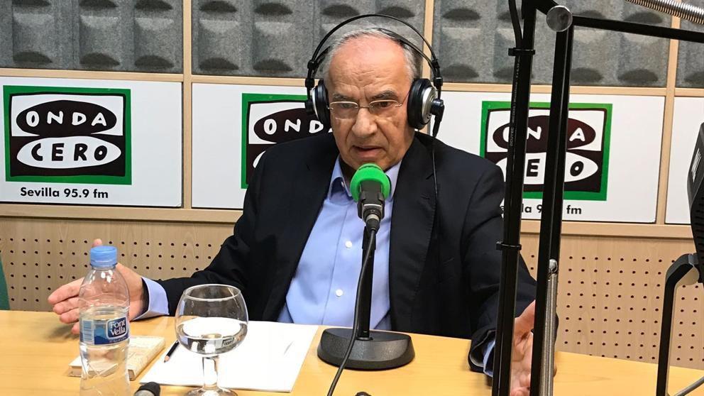 Alfonso Guerra: 'Con golpistas no se puede negociar'
