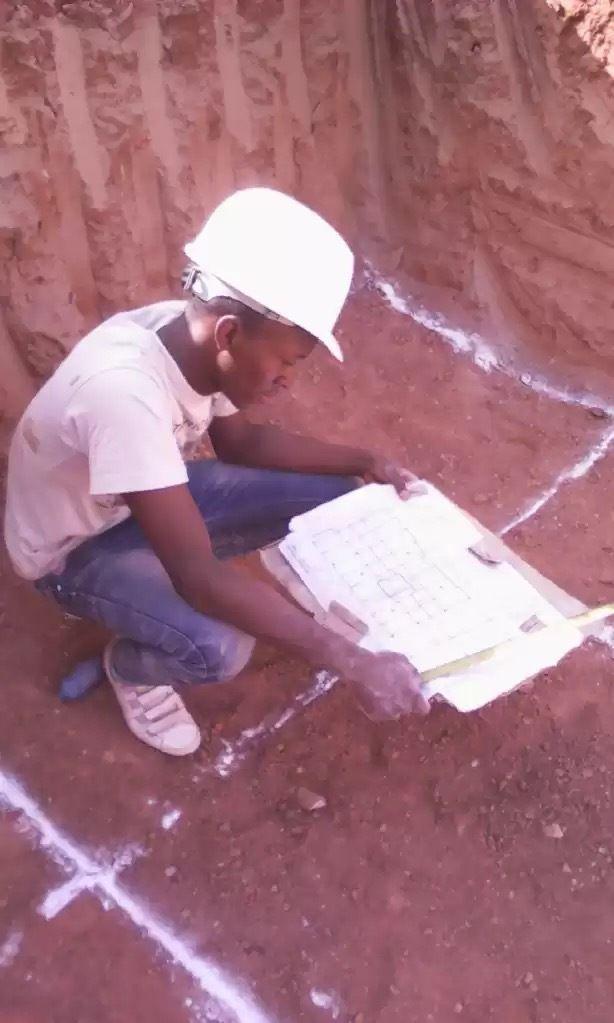 Les Etudiants de l'université Roi Mohammed 6  sur les grands chantiers et entreprises au Maroc