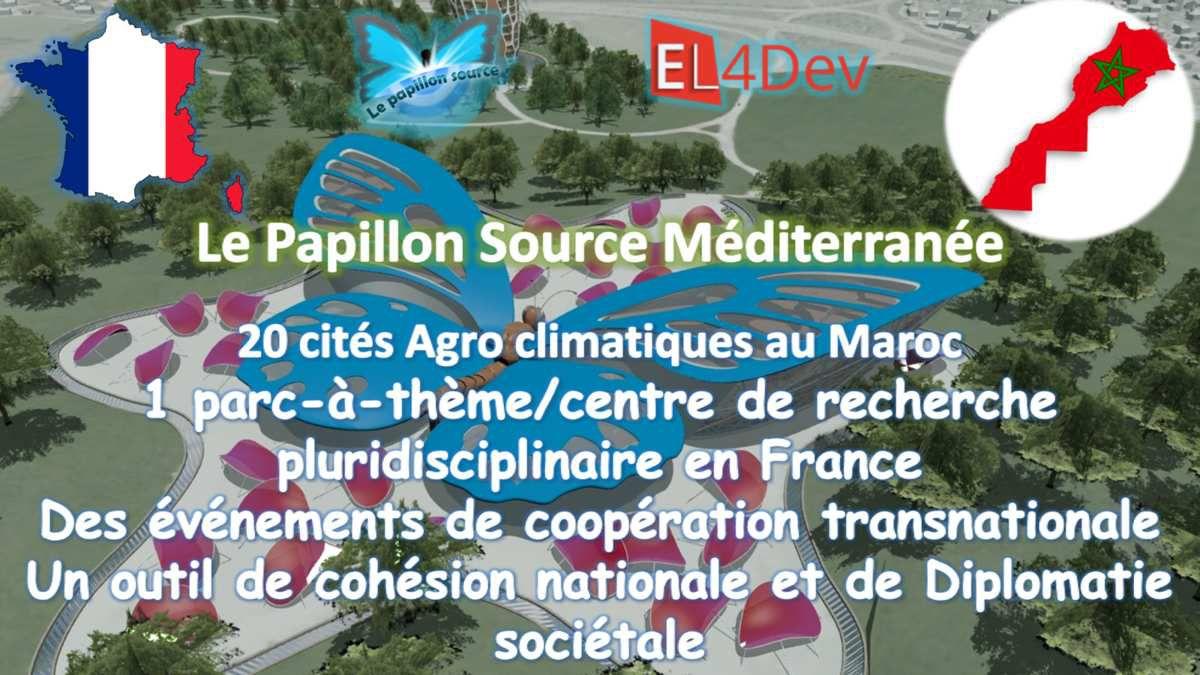 Nouvelles relations diplomatiques sociétales entre la France et le Maroc - Elvere DELSART - EL4DEV