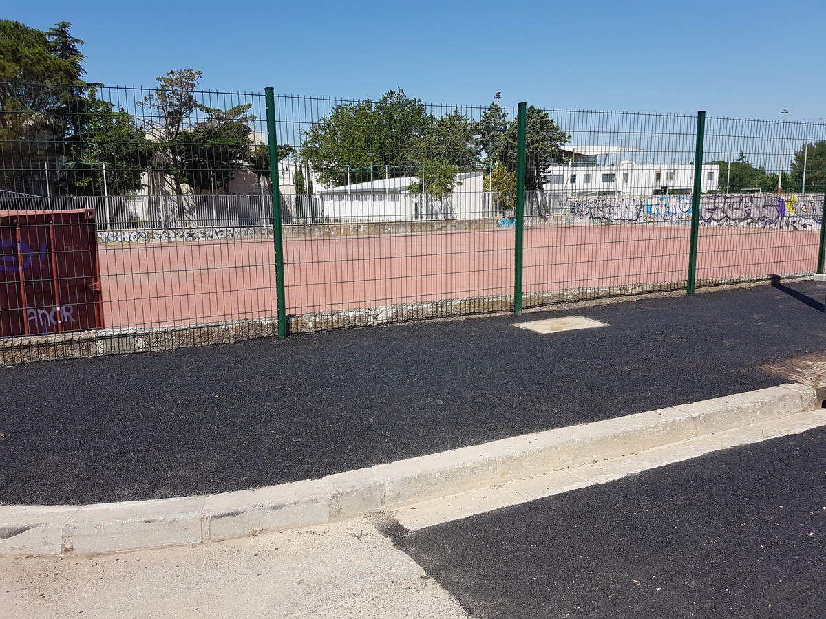 Nouveau terrain en cours with cout de d un terrain - Prix bornage terrain ...