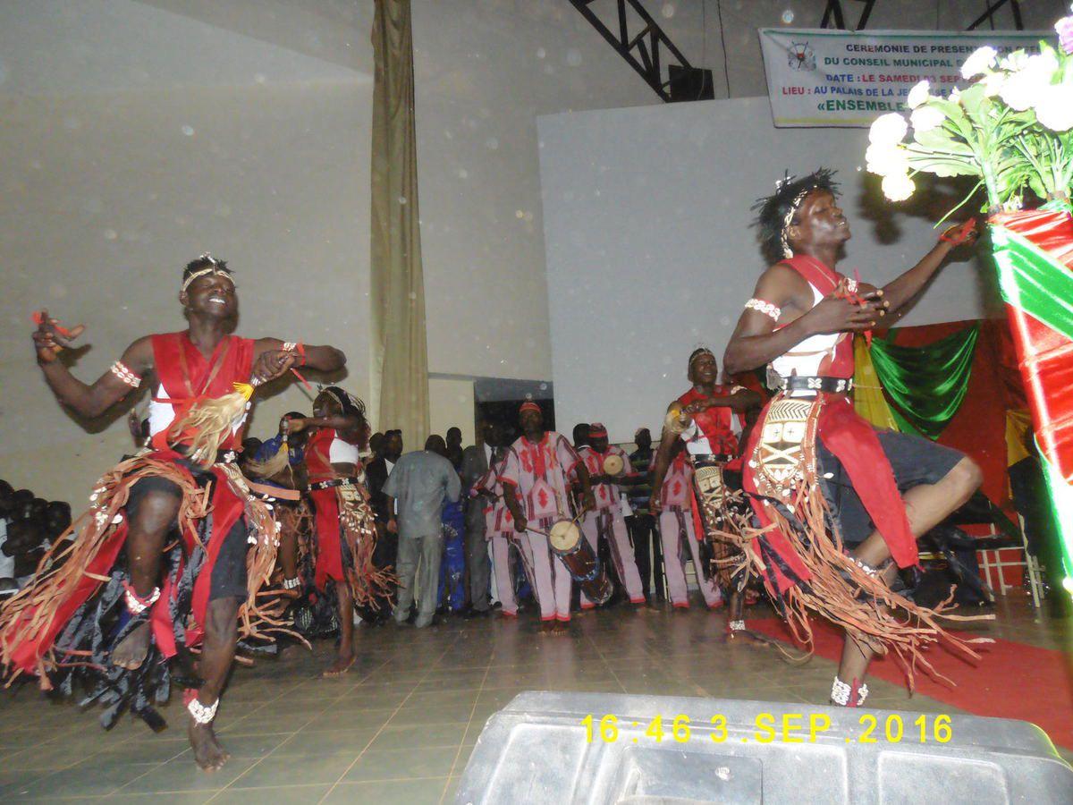Arrondissement VI/Ouaga : Présentation officielle du Conseil municipal en images