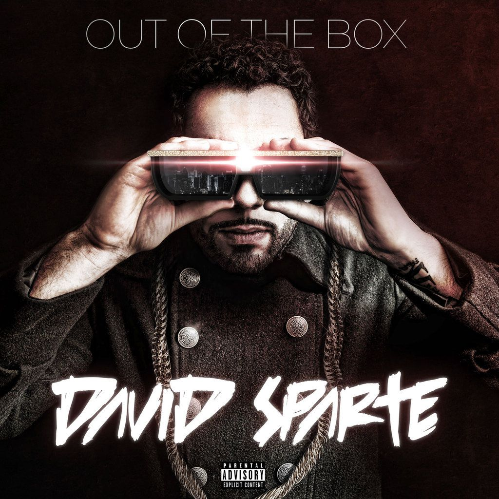 David Sparte - Out Of The Box (2016)