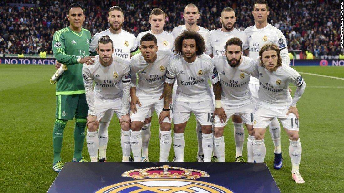 Real Madrid : Mêmes joueurs, nouvelle équipe