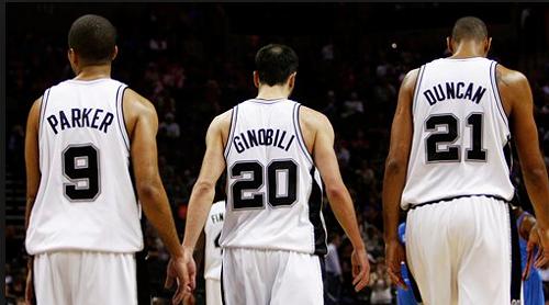 San Antonio Spurs : Tournés vers l'avenir
