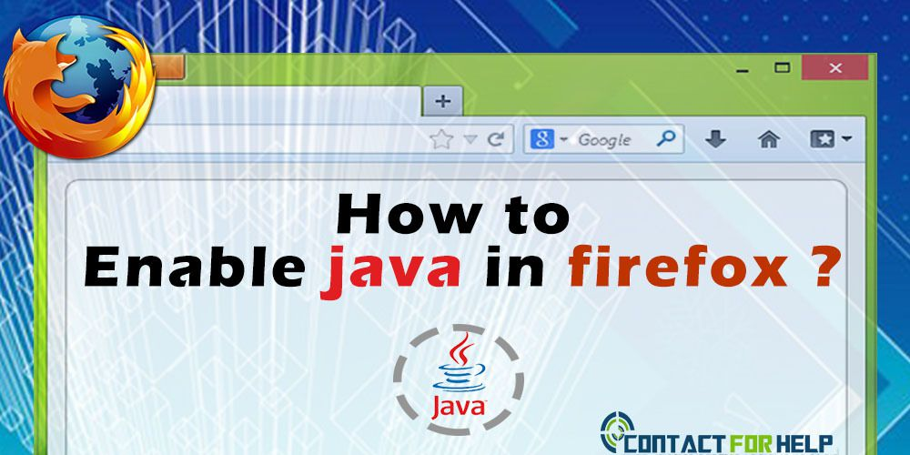 How Do I Enable Java in My Firefox Web Browser