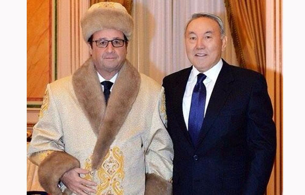 Francois Hollande ( Flamby )