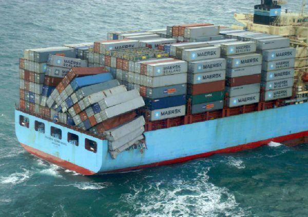 « Le transport maritime s'effondre ! Plus de 1 000 cargos seront détruits cette année !! »