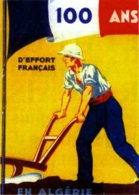 C'ETAIT,CELA L'ALGERIE FRANÇAISE : Une terre qui, depuis 10 ans, Connaissait le rythme d'expansion des Etats Unis.
