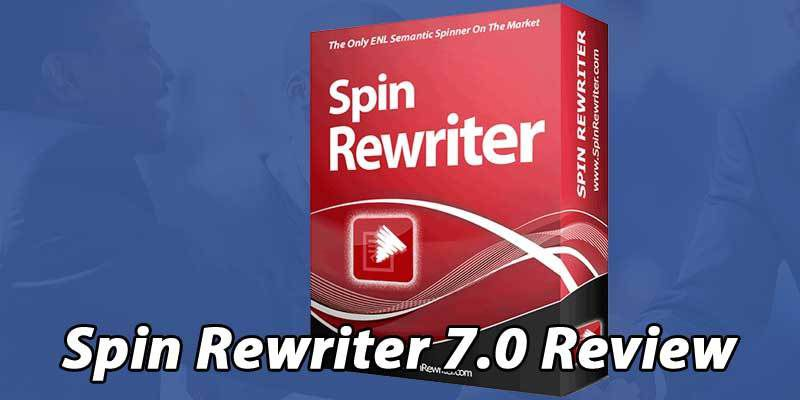 Spin Rewriter 7.0 Review