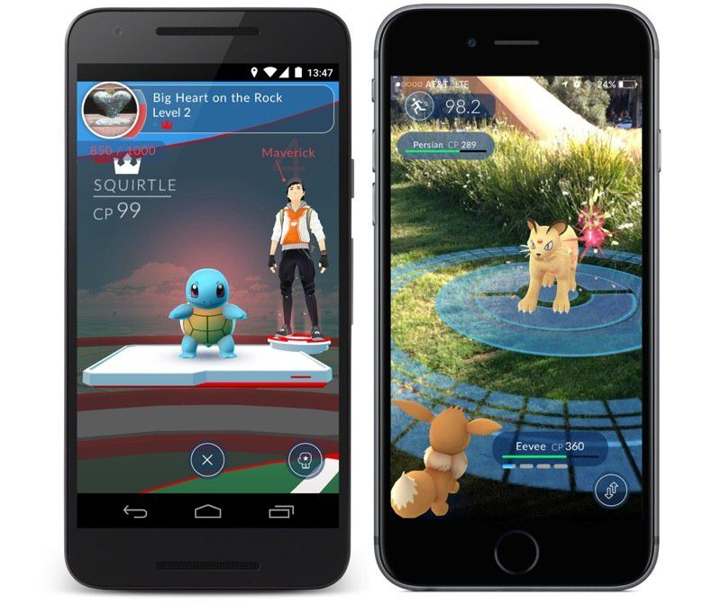 Nintendo's Pokémon Go Aids Inspire Gamers With each other In A Revolutionary Method
