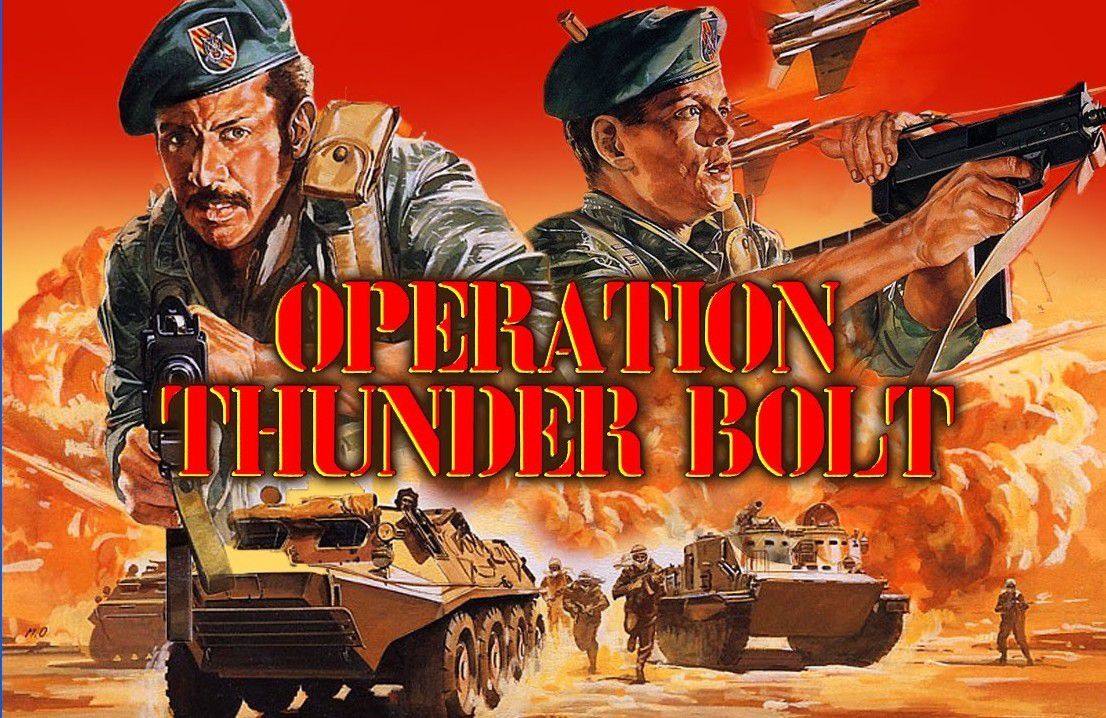 SNES Operation Thunderbolt
