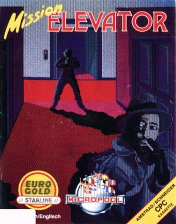 Amstrad CPC: Mission Elevator