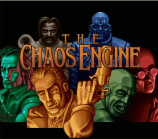 Magadrive - The Chaos Engine - Replay Live Twitch