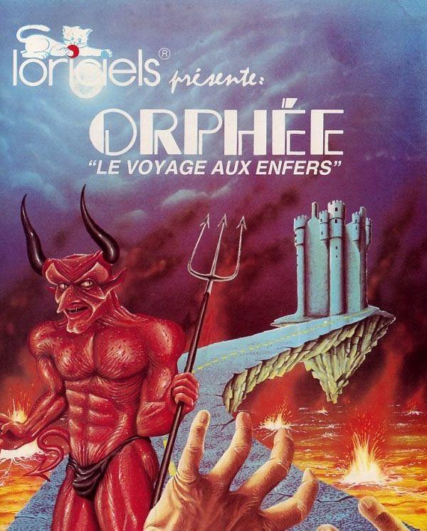 Orphée: Voyage Aux Enfers - Loriciels - Amstrad CPC