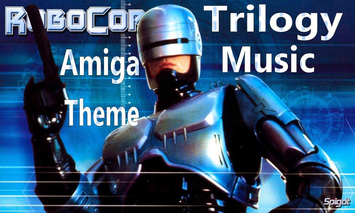 {Amiga} Robocop Trilogy Music Theme