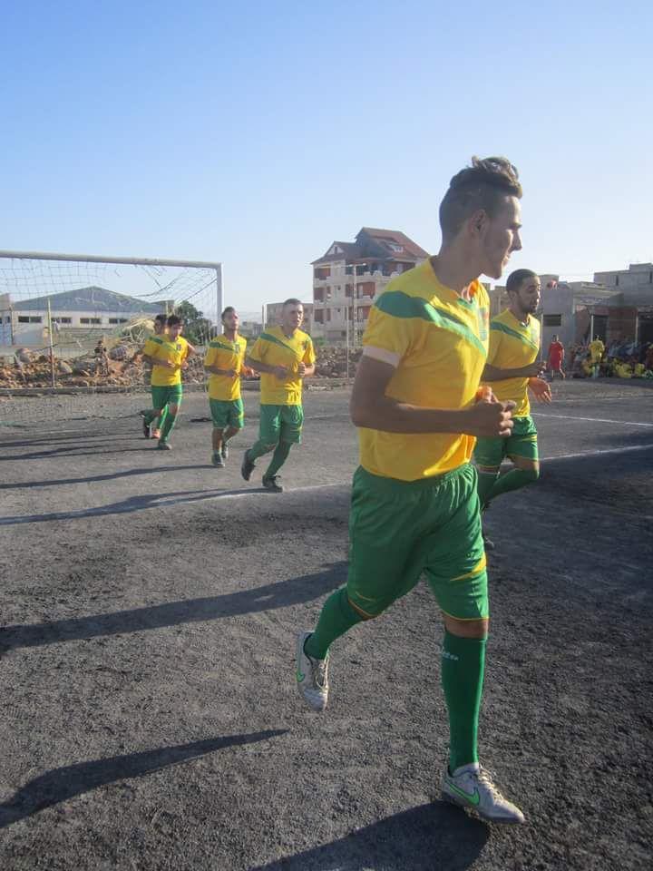 Football -TIMUNENT vainqueur de la Coupe de Raffour - Iwaqquren - K-Direct
