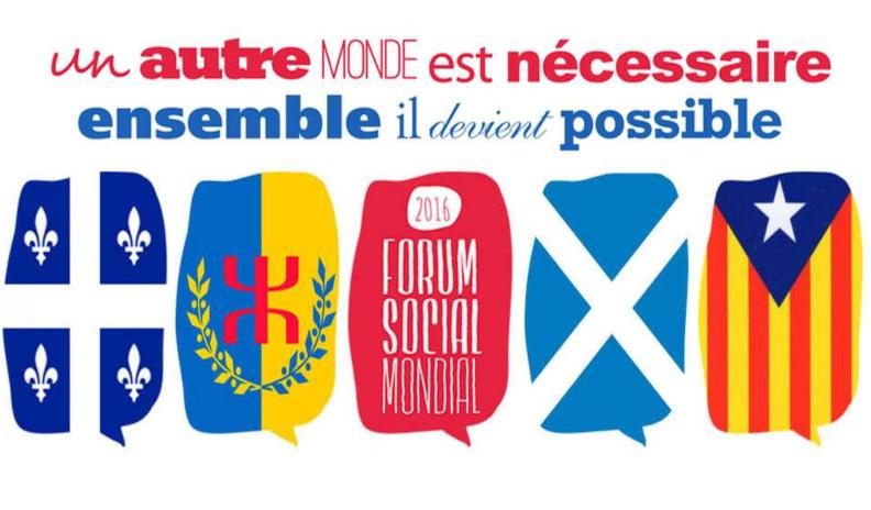 Politique - L'autodétermination des Peuples discutée au Forum Social Mondial