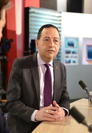 Entretien avec Jean-Luc Roméro, conseiller régional d'Ile-de-France et maire adjoint du XIIe arrondissement de Paris.