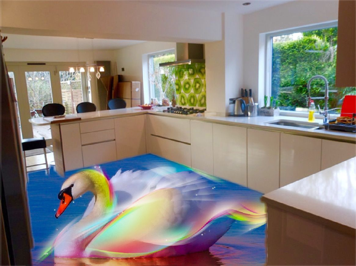 3D IMAGE FLOORING AND EPOXY METALLIC FLOORS These Are Purely 3d Graphics Images And Metallic
