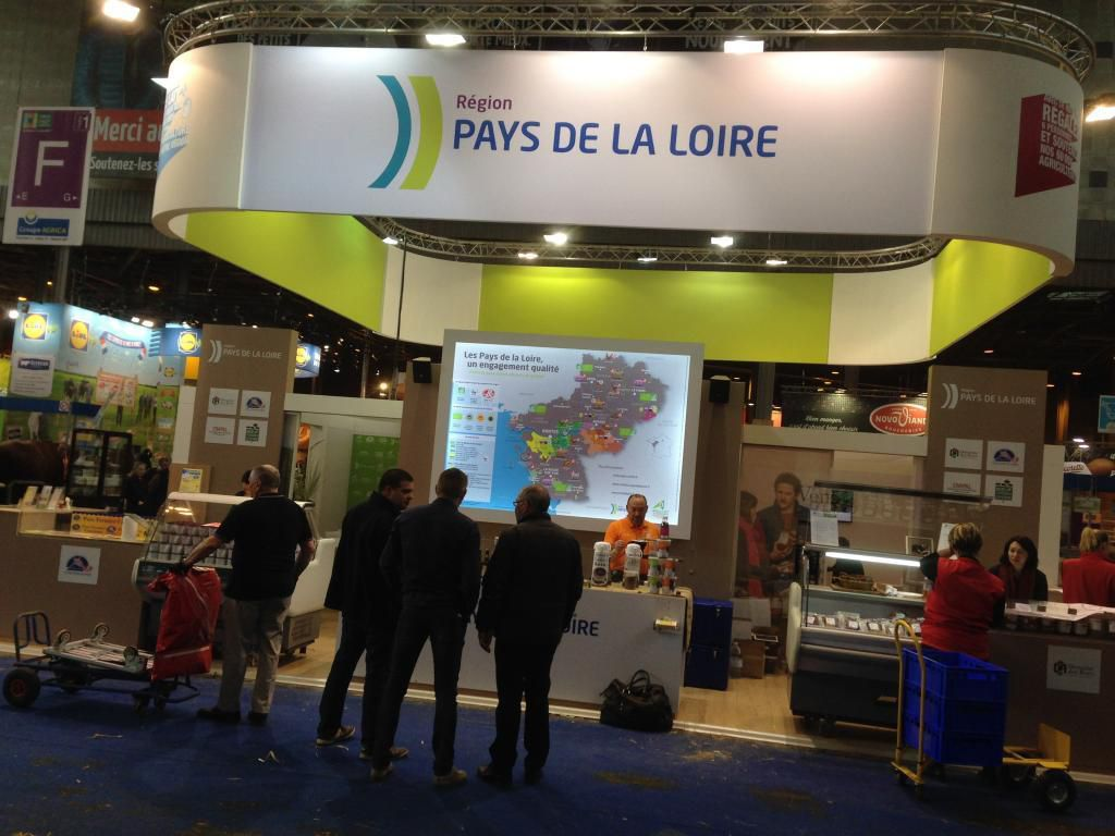Salon de l 39 agriculture du 25 fevrier au 5 mars paris expo for Porte de versailles salon renovation