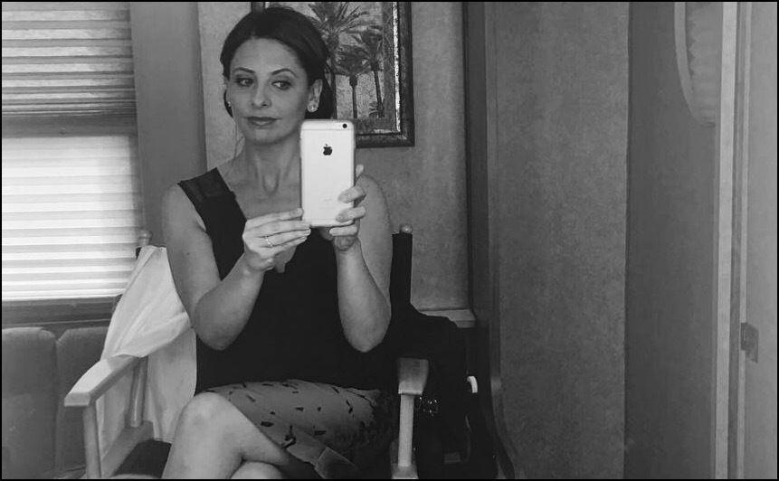 Sarah Michelle Gellar &amp&#x3B; les réseaux sociaux