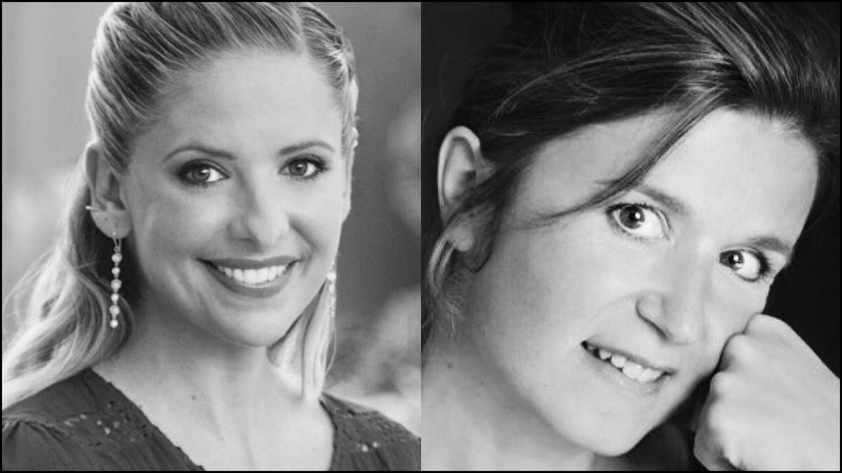 Sarah Michelle Gellar &amp&#x3B; Claire Guyot