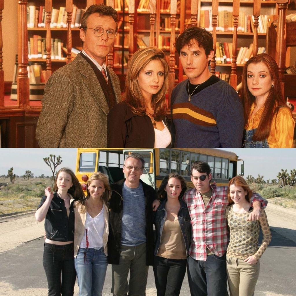 Buffy contre les vampires a su faire battre nos coeurs durant sept ans. Joyeux 20ème anniversaire Buffy.