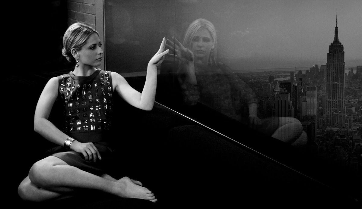 Interview de Sarah Michelle Gellar peu avant la diffusion de Ringer