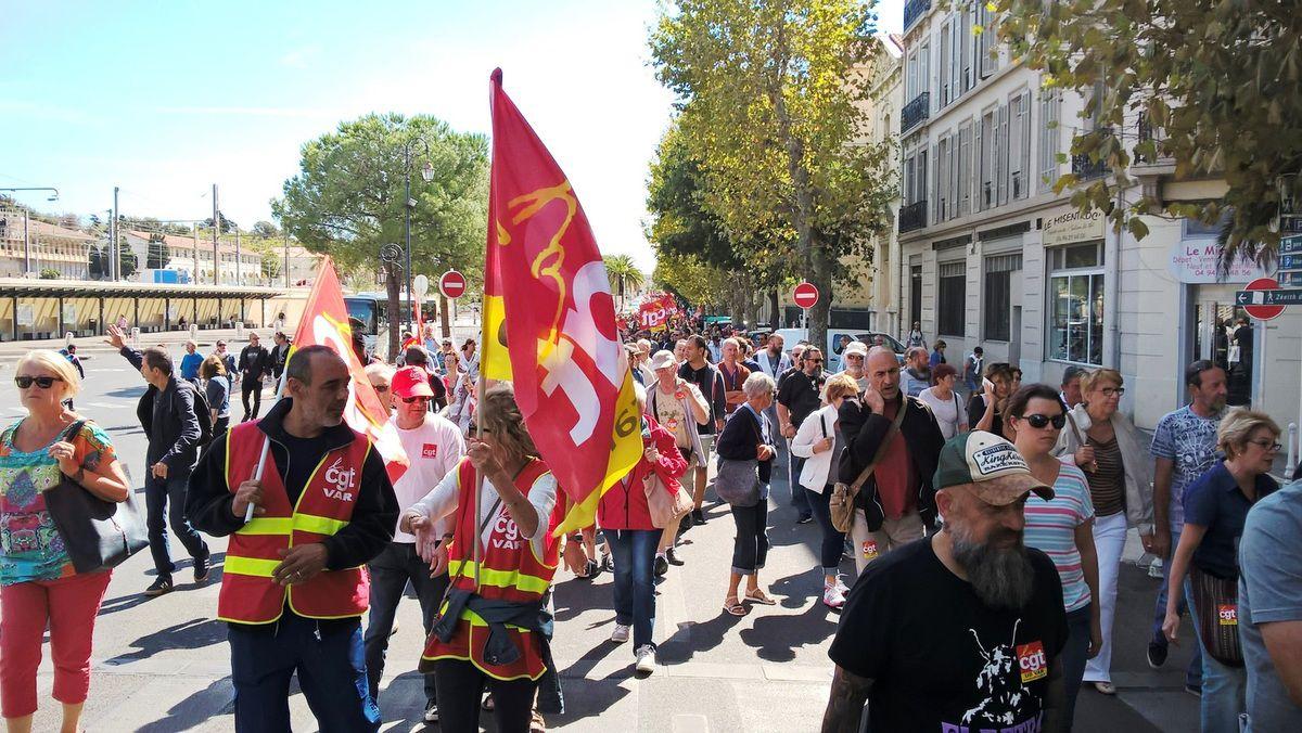 12 septembre à Toulon : Grande offensive du Progrès social !