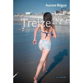 """bonjour à tous mon premier billet va vous parler de ma lecture d'été. et oui je ne suis pas une grande lectrice mais parfois pour les vacances je me lance dans un livre. j'avoue avoir une préférence pour les biographies, les vrai histoires, mais là j'ai pris le temps de lire un livre d'une toute jeune écrivain Aurore Bègue son premier livre """"Treize""""une histoire d'une ado de 13 ans qui découvre les joies et les peines de l'amour.un livre qui du coup m'a énormément plus une fois que l'on est dedans on a du mal à raccrocher.je vous le conseille"""