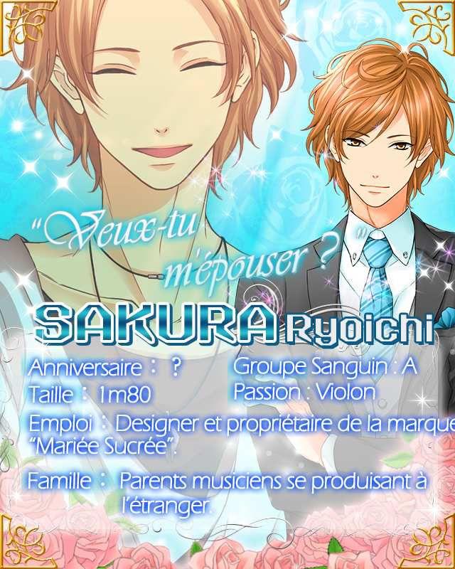 Une demande en mariage de rêve : Sakura Ryoichi