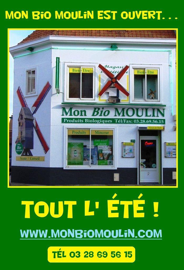 Magasin Bio Mon Bio Moulin à Dunkerque