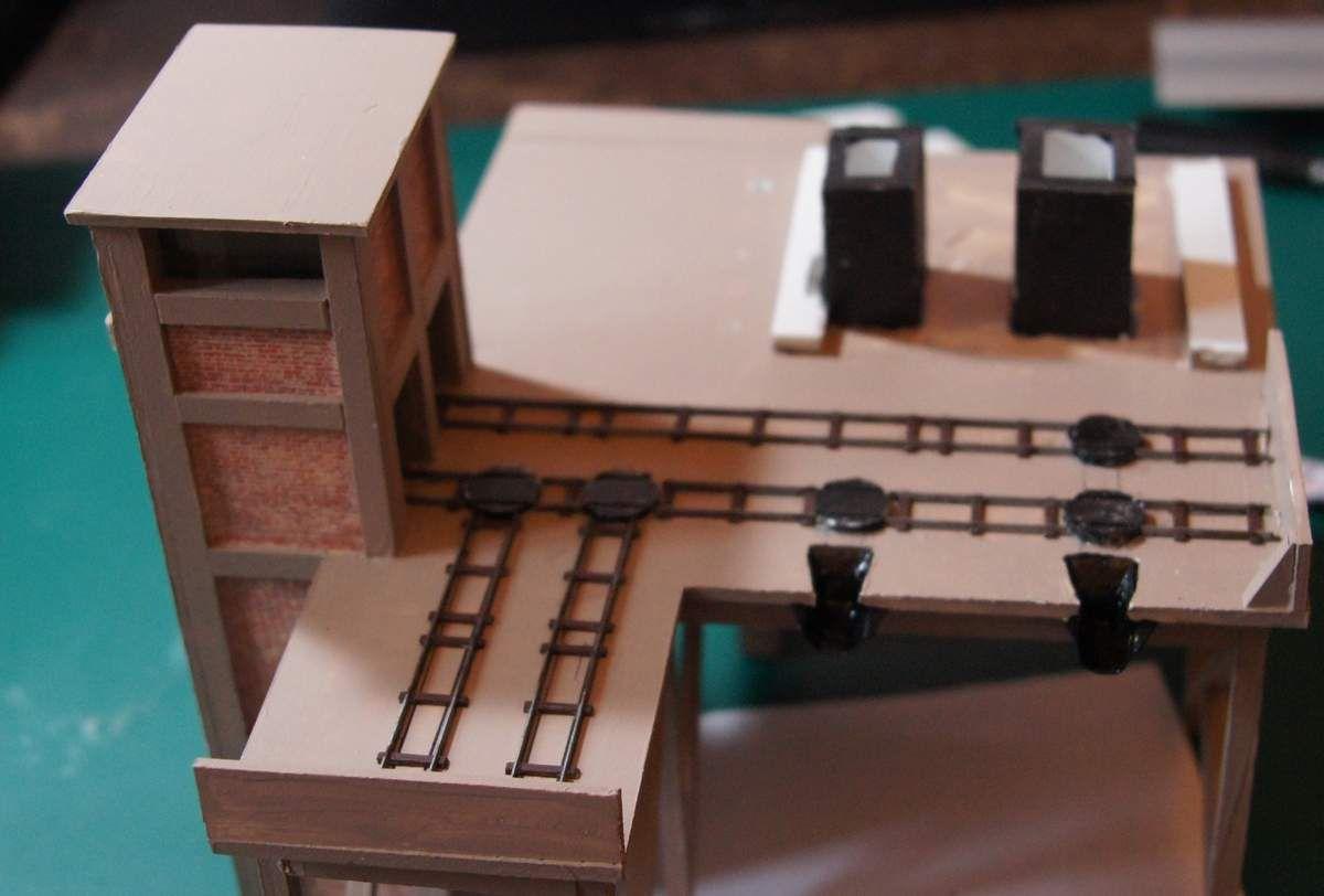 Contruction d'un Toboggan en PVC