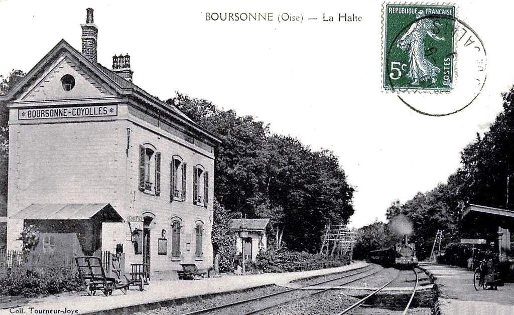 CP gare de Bousonne (60)