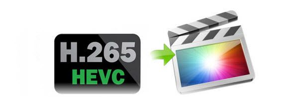 Editing H.265 Videos in Final Cut Pro X/7